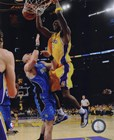 Lamar Odom Game One of the 2009 NBA Finals  (#4) art print