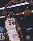 Kobe Bryant - '09 Finals / Gm.2 (#8) art print