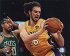 Pau Gasol - 2010 NBA Finals Action Game 6 (#17) art print
