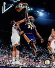 Shaquille O'Neal 1997-98 Action art print