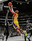 Kobe Bryant 2012-13 Spotlight Action art print